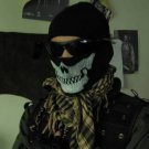 Call Of Duty Ghost Skull Face Mask