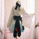 Japan Style Wafuku Satin Dress Cosplay Costume Dress