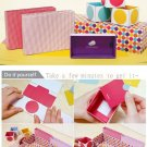 Colorful Organizer Storage Box for home and office