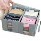 Clothes Helper Non Woven storage closet organizer-LARGE