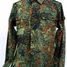 German SWAT Camo Woodland BDU Uniform Shirt Pants M