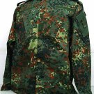 German Camo Woodland BDU Field Uniform Shirt Pants M
