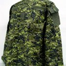 Cadpat SWAT Digital Camo Woodland BDU Uniform Set S