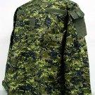 Cadpat SWAT Digital Camo Woodland BDU Uniform Set L