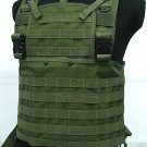 SWAT Airsoft Molle Chest Rig Platform Carrier Vest OD