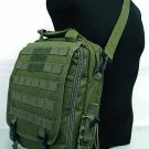 Molle Tactical Utility Shoulder Bag Notebook Case OD