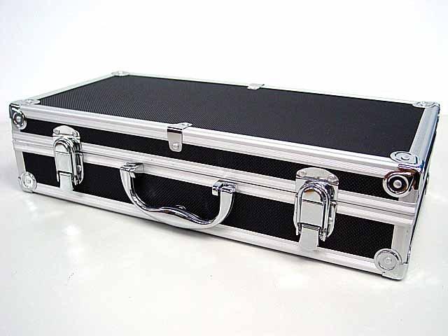 "15.75"" Airsoft AEG Aluminum Carry Storage Hard Case Box"