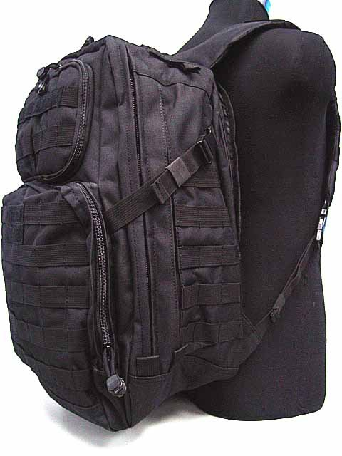 SWAT Airsoft Tactical 3-Day Molle Assault Backpack Bag