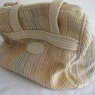 Accessory Works vintage cloth purse pastel colors