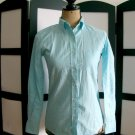 New Traditions by Brooks robin blue long sleeve top size 7/8