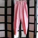 Best American Clothing Co retro pink pants size 9/10