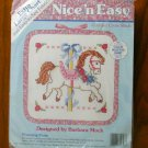 Dimensions Nice & Easy Prancing Pony horse counted cross stitch kit