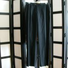 Behnaz Sarafpour black lace dress pants size 5