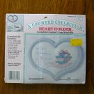 Oldest Friendships are the Dearest Heart Counted Cross Stitch Kit # 7509