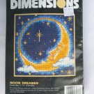 Dimensions Moon Dreamer star cloud needlepoint kit #7173