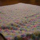 Light Multi-Colored Blanket