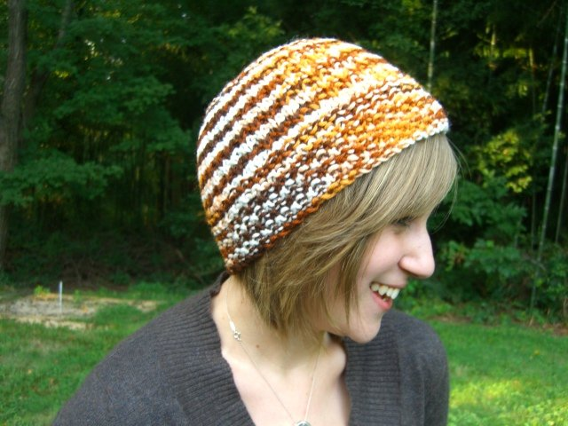Wool Knit Cap HH0007A