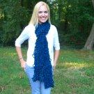 Wool Knit Scarf HS0002A