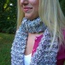 Wool Knit Scarf HS0010A