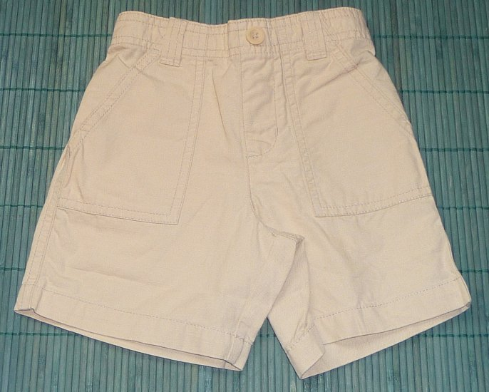Gymboree Infant Baby Boy Khaki Shorts 18-24 months NWT