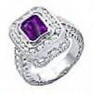 SWAROVSKI Alexandrite Ring...NEW SZ8