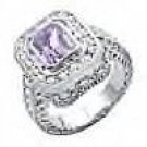 SWAROVSKI Tanzanite Ring...NEW SZ 9