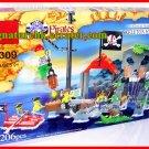 Pirates Sheleton Hamlet Village Ship Boat Brick Block Set fits Lego  (NEW  - 50% OFF TO EBAY)
