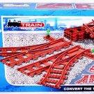 6 PCS Train Convert Track Railway Set fits Lego (NEW + 50% OFF TO EBAY)
