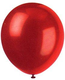 "Balloons - 12"" Latex Balloons - 144/Bag - Birthday Party/Wedding Celebration - Burgundy"