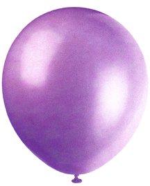 "Balloons - 12"" Latex Balloons - 144/Bag - Birthday Party/Wedding Celebration - Lavender"