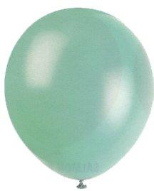 "Balloons - 12"" Latex Balloons - 144/Bag - Birthday Party/Wedding Celebration - Aqua"