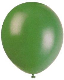 "Balloons - 12"" Latex Balloons - 144/Bag - Birthday Party/Wedding Celebration - Forest Green"