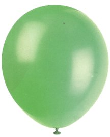 "Balloons - 12"" Latex Balloons - 144/Bag - Birthday Party/Wedding Celebration - Emerald Green"