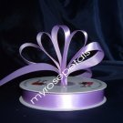 "Ribbon - Satin Ribbon- 5/8"" Single Face 50 Yards (150 FT) - Lavender-Sewing-Craft- Wedding Favors"