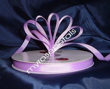 "Grosgrain Ribbon 3/8"" - 50 Yards (150 FT) - Lavender - Sewing - Craft - Wedding Favors"