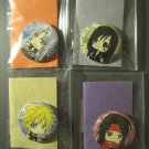 Final Fantasy VII Buttons