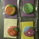 Veggiez Buttons