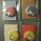 Shugo Chara! Buttons