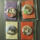 Persona 4 Buttons