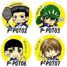 Tennis no Oujisama Buttons