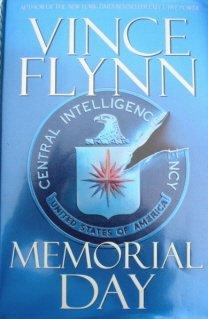 MEMORIAL DAY- THRILLER BY VINCE FLYNN
