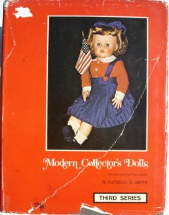 MODERN COLLECTIBLE DOLLS-3RD SERIES-PATRICIA SMITHHUNDREDS OF DOLL PICTURES!
