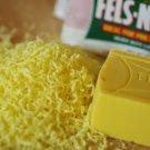 2 BARS OF SHREDDED FELS-NAPTHA SOAP