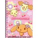 Sanrio Cinnamoangels Spiral Notepad Notebook (Cinnamoroll Babies)