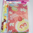 CRUX Sweet Swatch Letter Set kawaii desserts sweets puffs macaroons