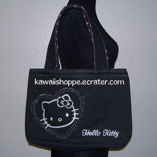 25% OFF SALE Sanrio Hello Kitty Reversible Handbag Purse Shoulder Bag kawaii