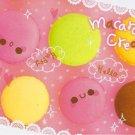 Crux Macaroon Cream Mini Memo Pad kawaii