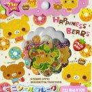 Crux Happiness Bears Sticker Sack kawaii