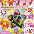 Kamio Japan Mogo Mogo Friends Sticker Sack kawaii