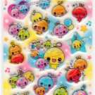 Pool Cool Balloons Sticker Sheet kawaii Stickers Desserts Sweets Bears